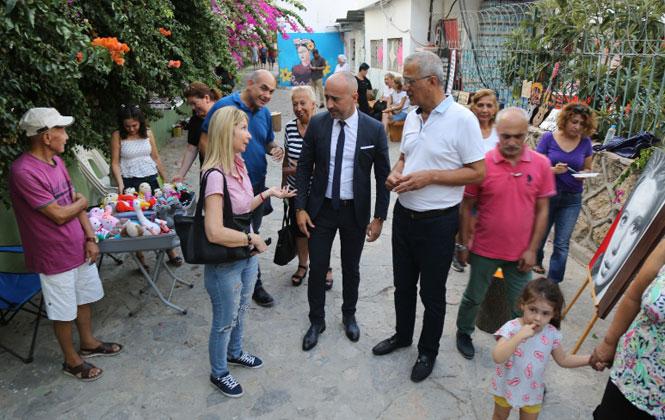 Turizm Sektörünün Önde Gelen Yöneticileri Geldikleri Mezitli'ye Hayran Kaldı