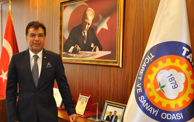 Tarsus TSO Başkanı Koçak'tan Ahilik Haftası Mesajı