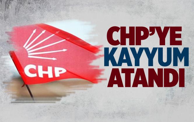 CHP Eskişehir İl Yönetimine Kayyum Atandı