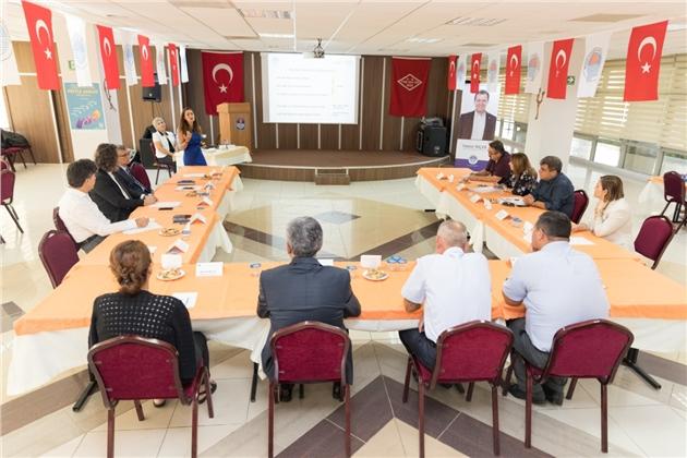 Mersin'de Daire Başkanlarına, Kalite Yönetim Sistemi Farkındalık Eğitimi Verildi