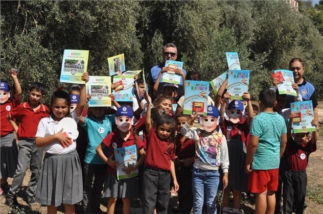 Mersin'de, Toplum Polisinden Çocuklara Hediyeler
