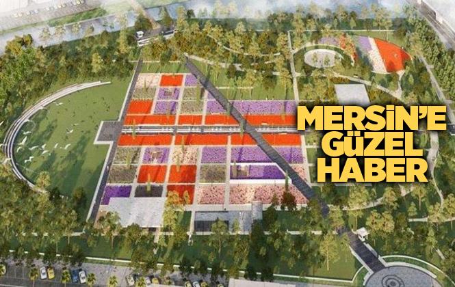 Mersin Millet Bahçesi Tekrar İhaleye Çıkıyor