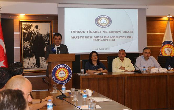 """Tarsus TSO'da, """"Ulusal Kalite Hareketi İyi Niyet Bildirgesi"""" İmzalandı"""