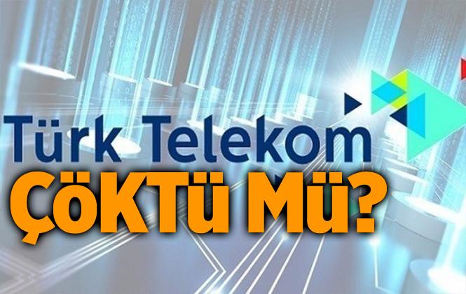 Türk Telekom Neden Çekmiyor? Deprem Türk Telekom'u Çökertti mi?