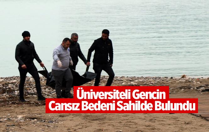 Mersin'den Çanakkale'ye Üniversiteye Giden Yusuf Şahin'in Cansız Bedeni Sahilde Bulundu