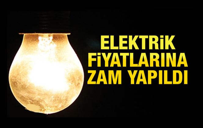 Son Dakika: Elektrik fiyatlarına yüzde 14.9 zam geldi