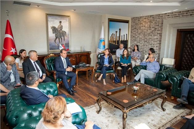 Başkan Seçer, Mersin'e Yatırım İçin Düğmeye Bastı