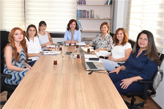 Mersin'de Kadın Kooperatifi Kuruluyor