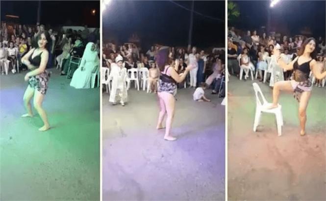 Sünnet Düğünündeki Görüntülerde Yer Alan Dansöz İçin Flaş Karar