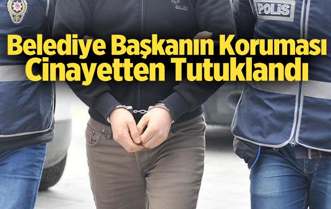 Tarsus'ta Cinayet Zanlısı Çıkarıldığı Mahkemece Tutuklandı