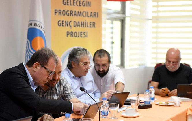 AB Kod Haftası'nda Mersin Büyükşehir Belediyesi de Kodluyor