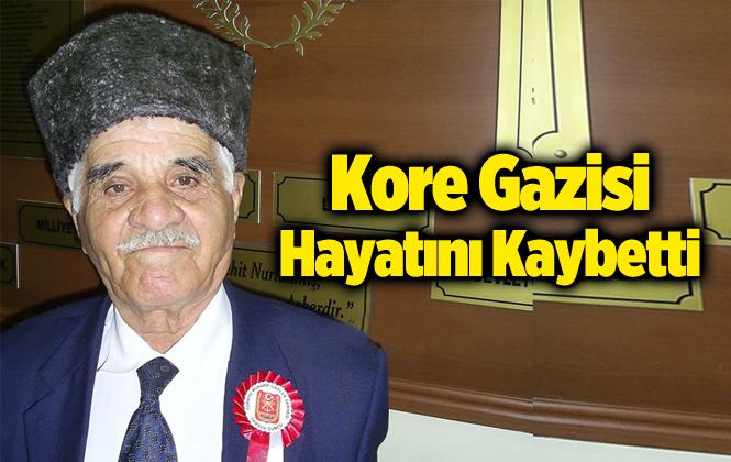 Mersin Tarsus'ta Kore Gazisi Rıfat Karalök Hayatını Kaybetti