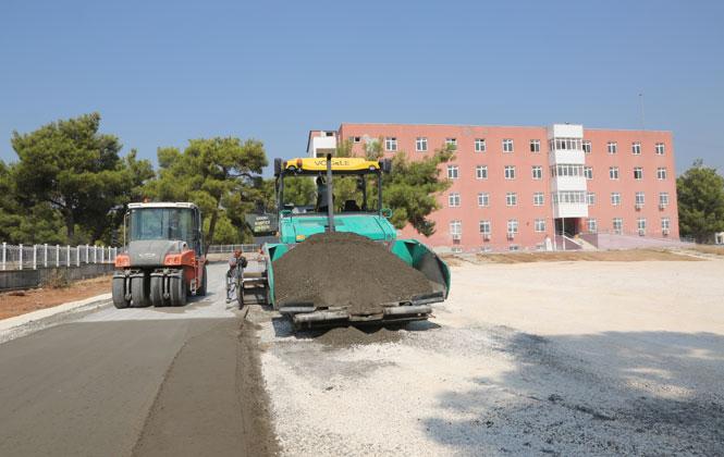 Mersin Erdemli'de Okullara, Belediye Desteği
