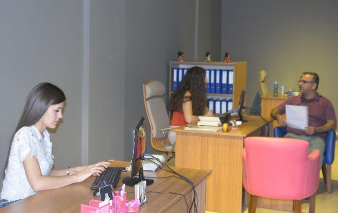 Mersin'de Kariyer Merkezi İş Arayanların Yanında