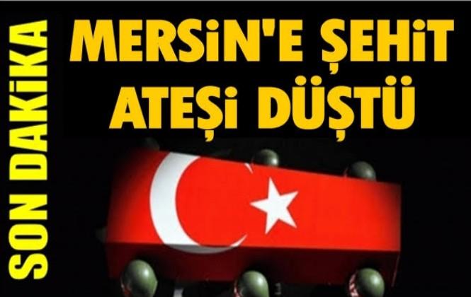 Mersinli Asker Mustafa Korkmaz Şehit oldu