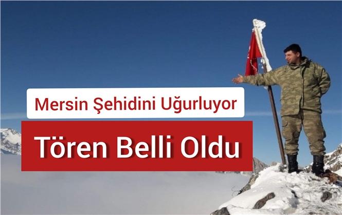 Mersinli Şehit Mustafa Korkmaz İçin Tören Düzenlenecek
