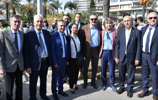 Tarsus Ticaret Borsası Lisanslı Depoları Hakkında Bilgi Verdi