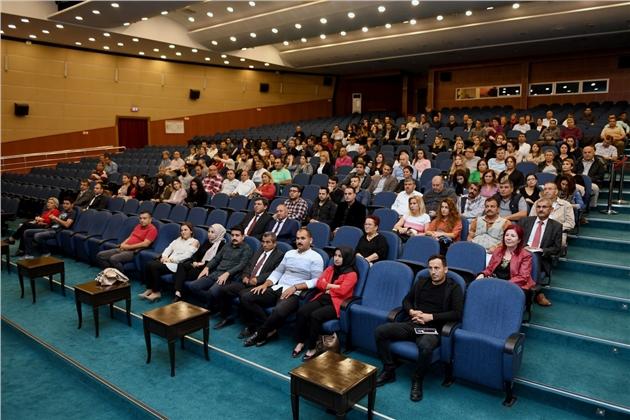 Mersin'de Personele Yönelik Hizmet İçi Eğitimler Sürüyor