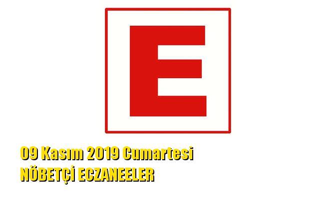 Mersin Nöbetçi Eczaneler 09 Kasım 2019 Cumartesi