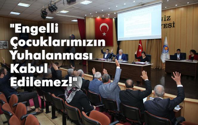 """Akdeniz Belediye Başkanı Mustafa Gültak; """"Engelli Çocuklarımızın Yuhalanması Kabul Edilemez!"""""""