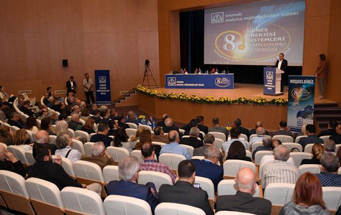 Mersin Büyükşehir Belediye Başkanı Vahap Seçer, Güneş Enerjisi Sistemleri Sempozyumu'na Katıldı