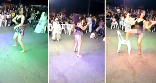 Sünnet Düğününde Oynayan Dansözler İfade Verdi İşte Dansözlerin İlginç İfadesi