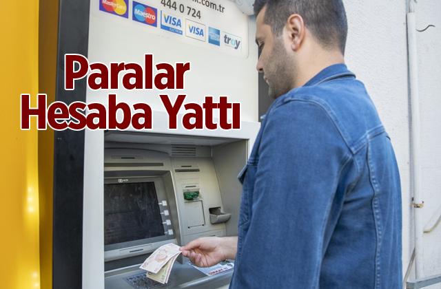Mersin'de Öğrenim Yardımlarının 250 TL'lik İlk Taksidi Yatırıldı