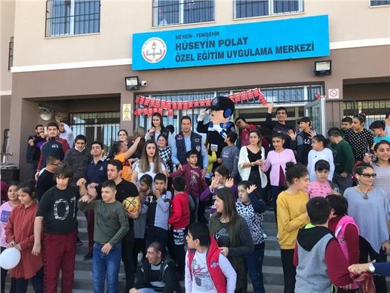 Mersin'de Özgül Öğrenme Farklılığı Haftası