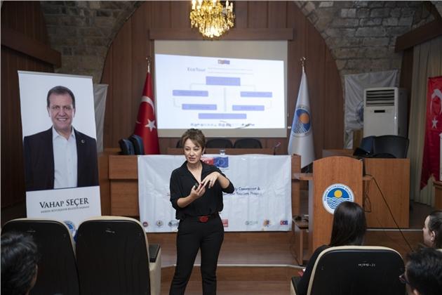 """Büyükşehir'den """"Sürdürülebilir Turizm Eğitimi"""""""