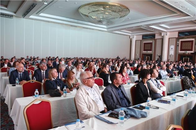 MESKİ, 3. Uluslararası Su ve Sağlık Kongresi'ne Katıldı