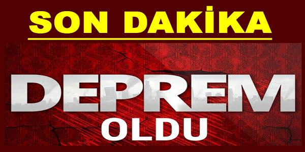 Adana Kozan'da 4 Büyüklüğünde Deprem Oldu