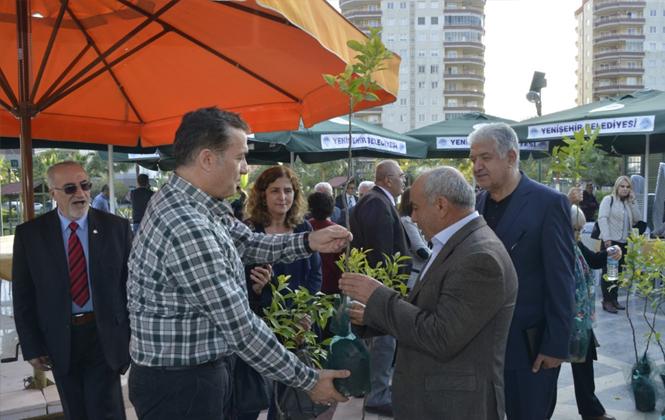 Yenişehir Belediyesi Emekli Öğretmenleri Unutmadı