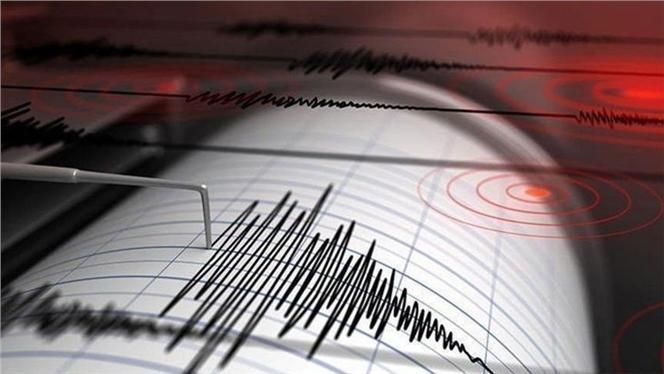 Adana'da 3.6 Büyüklüğünde Deprem!