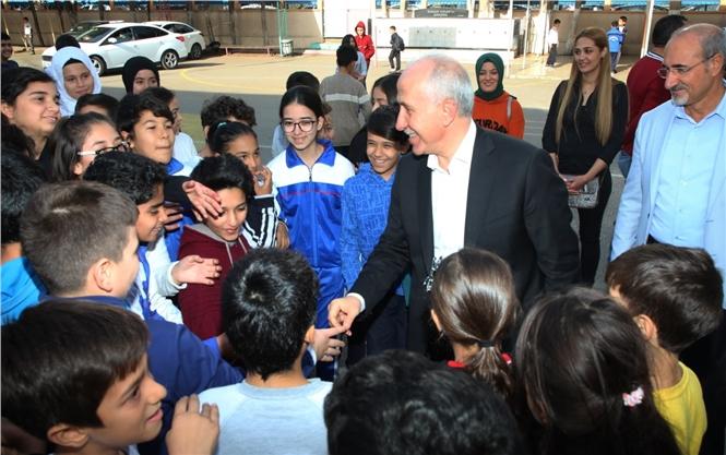 Başkan Gültak'tan, Öğrencilere Öğütler