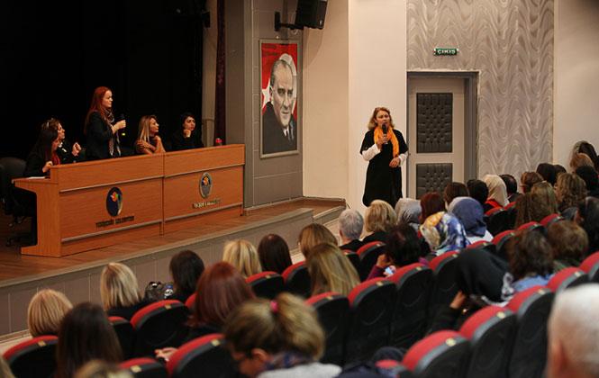 Mersin'de, Erken Yaşta Evliliğin Önüne Geçmek İçin El Ele Verdiler