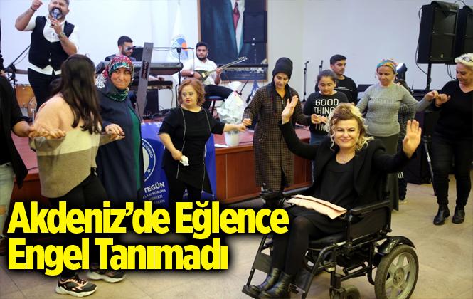 Engelli Vatandaşlar Unutamayacakları Saatler Yaşadı