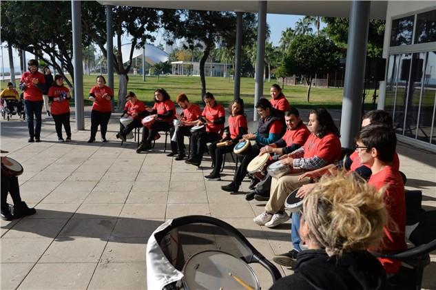 Engelliler Günü'nde Özel Bireyler Gönüllerince Eğlendi