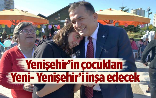 """Özyiğit, """"Yenişehir'in Gelecek 20 Yılını Düşünüyoruz"""""""