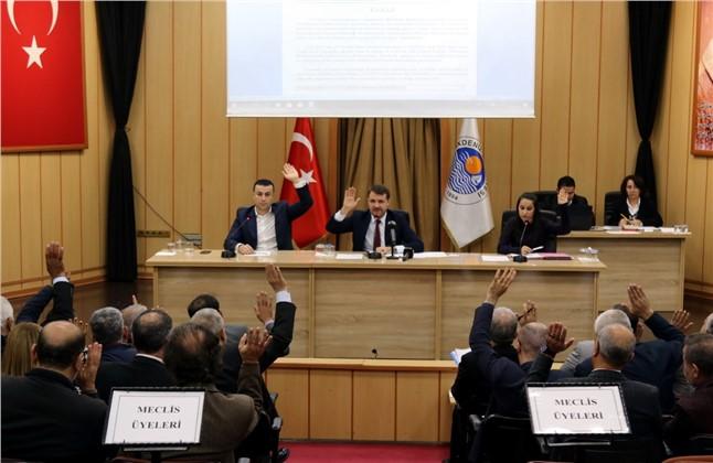 Akdeniz Belediyesi, 2019 Yılının Son Meclis Toplantısını Gerçekleştirdi