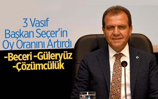 """Mersin Büyükşehir Belediye Başkanı Vahap Seçer """"Göç Mersin'in En Ciddi Sorunu"""""""