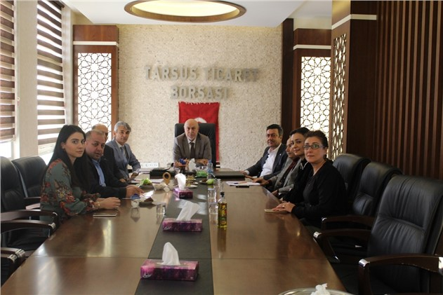 Başkan Murat Kaya Akreditasyon Ekibini Kutladı