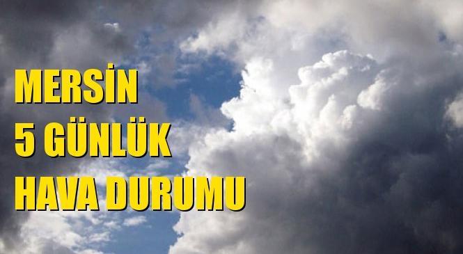 Mersin'de Hava Durumu. Mersin'de Yağmur Yağacak mı?