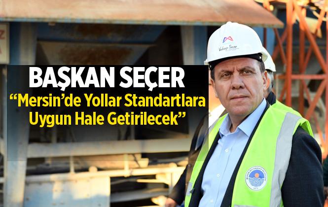 Mersin Büyükşehir, Asfalt Kapasitesini Artıracak