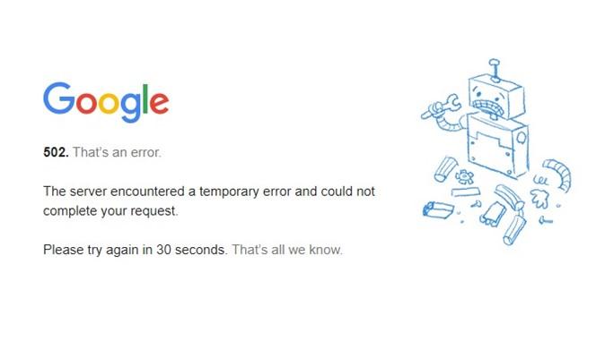 Google Çöktü, Ulaştırma ve Altyapı Bakan Yardımcısı Sayan'dan Açıklama Geldi