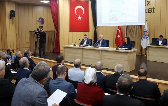 Akdeniz Belediye Meclisi, Yılın Son Toplantısını Gerçekleştirdi