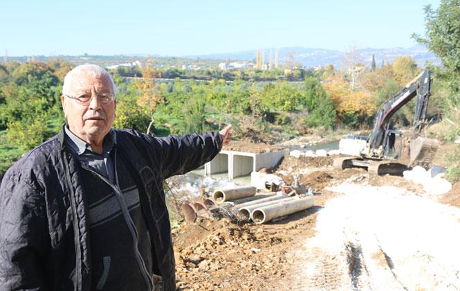 Erdemli Pınarbaşı'lı Çiftçilerden Başkan Tollu'ya Teşekkür