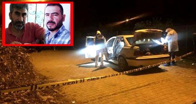 Adana'da Bülent Mamak ve Murat Gökler Silahlı Saldırı Sonucu Hayatını Kaybetti