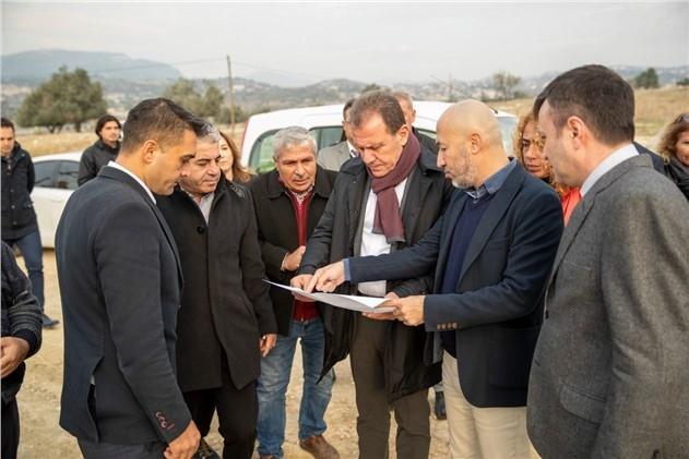 Mersin'de, Yeni Toplu Taşıma Yerleşkesi İnşa Ediliyor