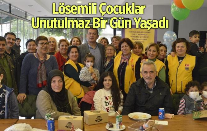 Yenişehir'den Lösemili Çocuklara Yılbaşı Partisi