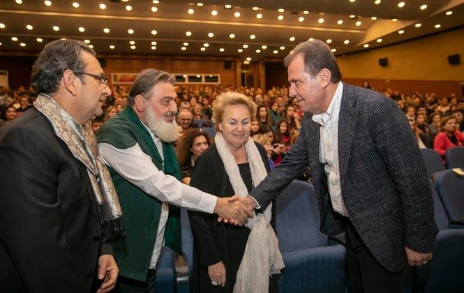 Mersin Büyükşehir Belediye Başkanı Vahap Seçer, Şeb-i Arus Törenine Katıldı